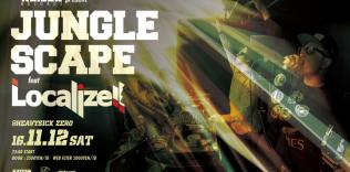 JUNGLESCAPE feat Localize!!