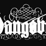 音楽イベント「HANGOVER」ロゴデザイン