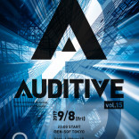 AUDITIVE vol.15 -3rd anniversary-