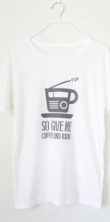 「ROBERT'S COFFEE 」×「COMI×TEN」コラボTシャツ