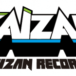 【ロゴ】音楽レーベル「KAIZAN records」