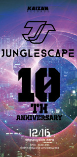 JUNGLE SCAPE -10th anniversary-
