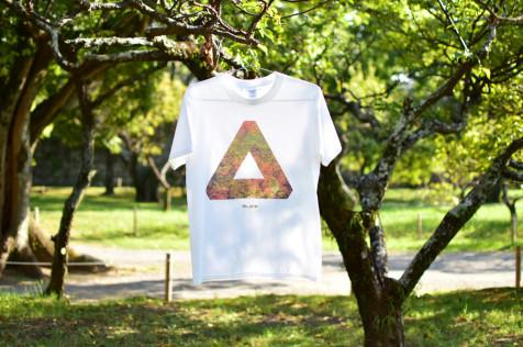 "Mt.JPN Tシャツ""autumn"""