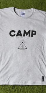 Mt.JPNTシャツ「CAMP(オートミール)」