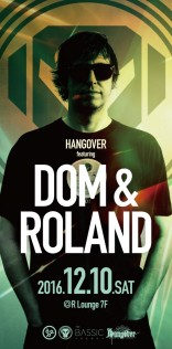 HANGOVER featuring DOM & ROLAND