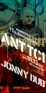 HANGOVER 11th Anniversary
